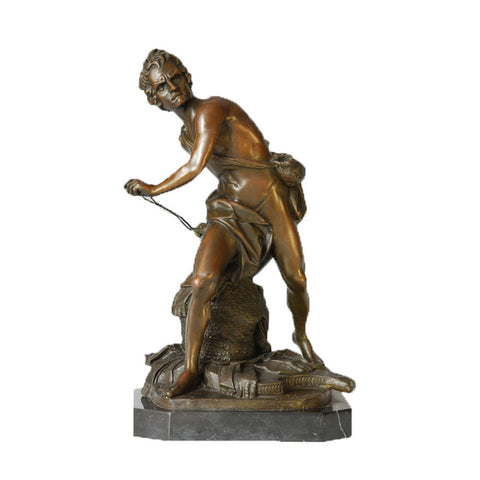 TPE-341 bronze statue for sale
