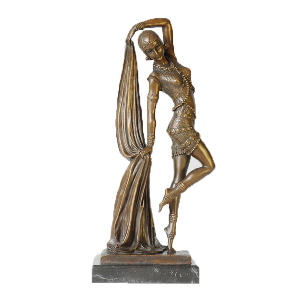 TPE-361 bronze statue for sale