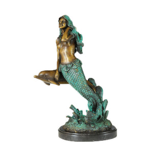TPE-377 bronze sculpture