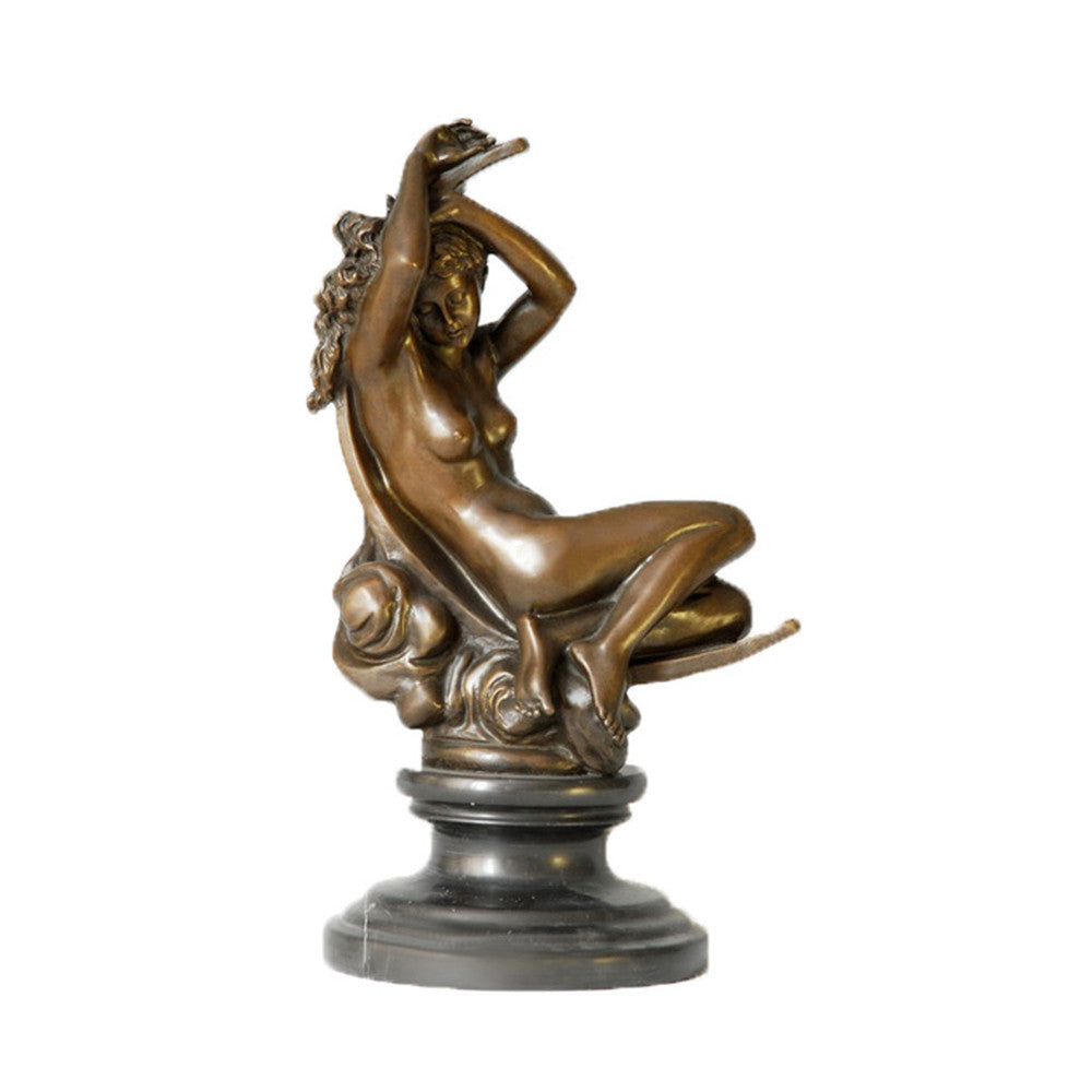 TPE-386 bronze statue for sale