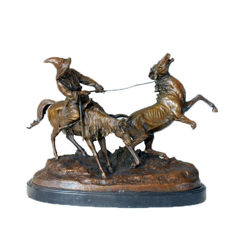 TPE-406 bronze sculpture for sale