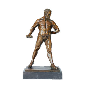 TPE-427 bronze statue for sale