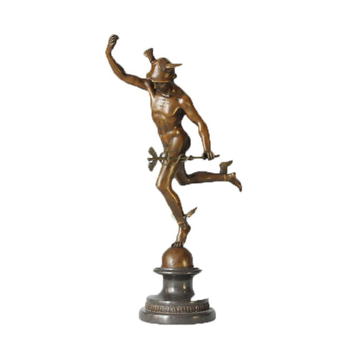 TPE-445 bronze sculpture