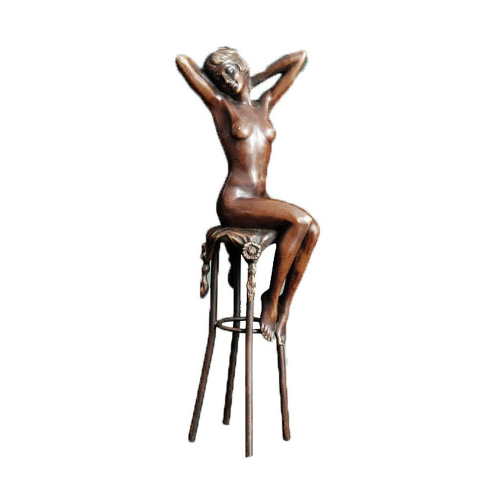 TPE-467 bronze sculpture