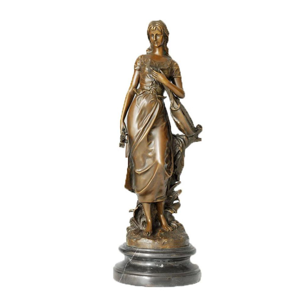 TPE-482 bronze sculpture for sale