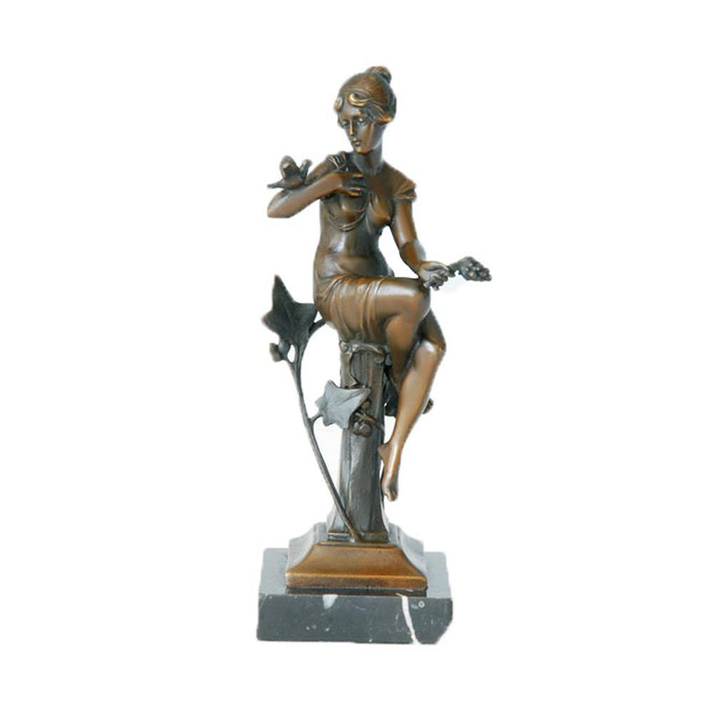 TPE-625 art bronze sculpture