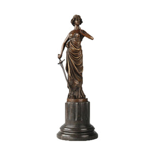 TPE-690 bronze statue for sale