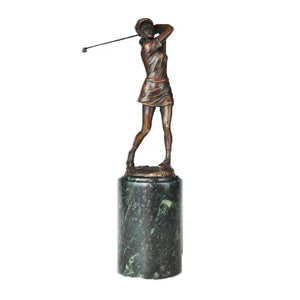 TPE-727 bronze statue for sale