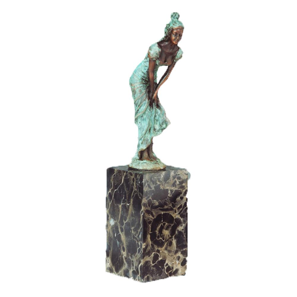 TPE-741 bronze sculpture