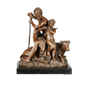 TPE-781 art bronze sculpture
