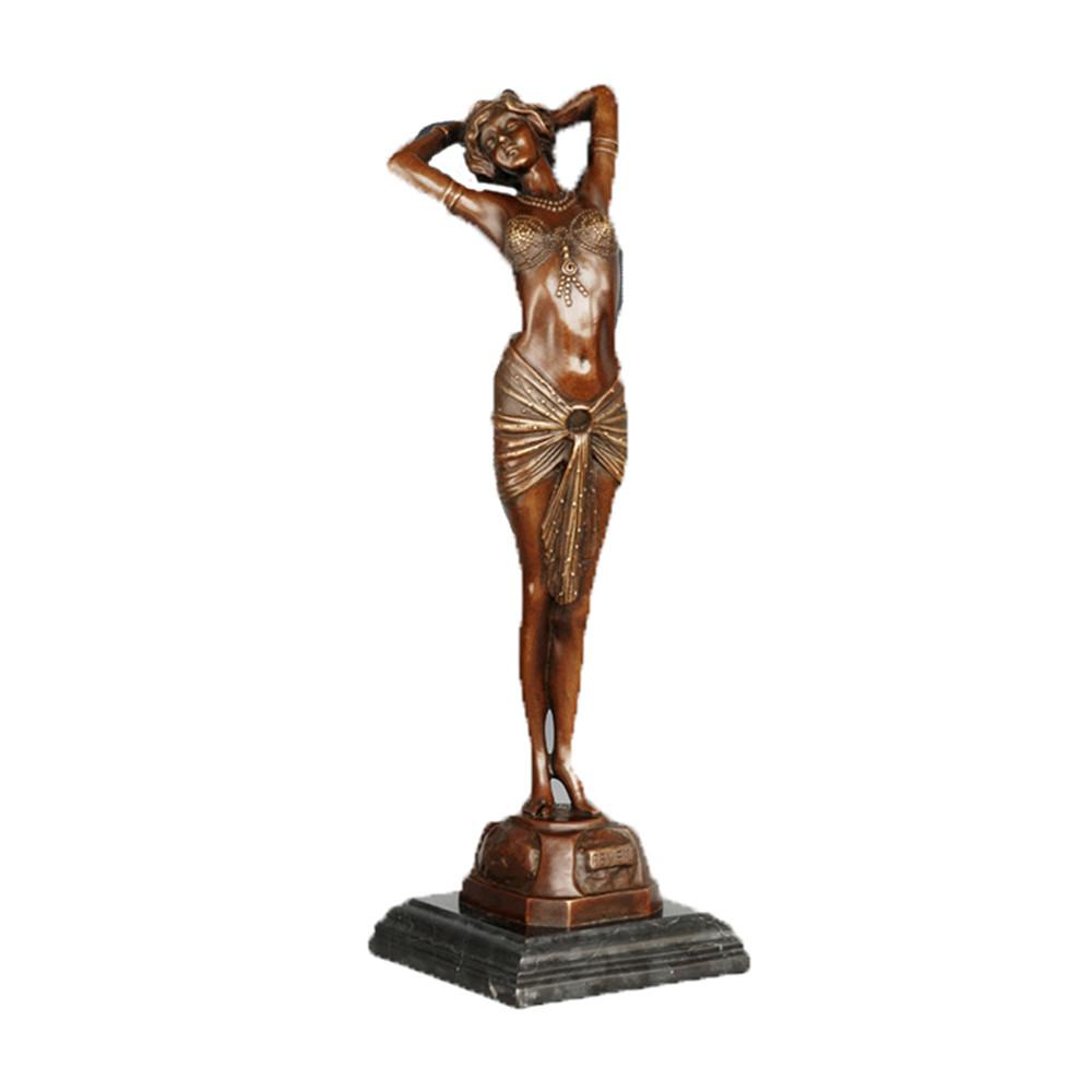 TPE-786 bronze sculpture for sale