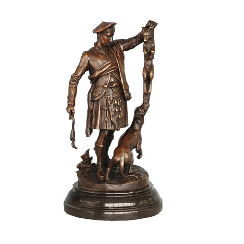 TPE-796 bronze statue for sale