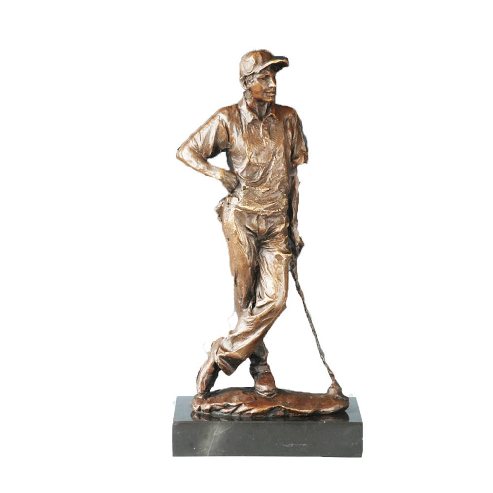TPE-839 bronze sculpture