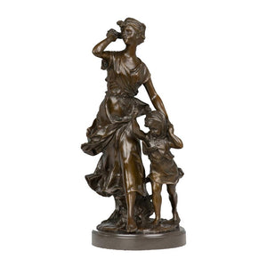 TPY-540 bronze sculpture
