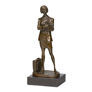 TPY-596 bronze sculpture