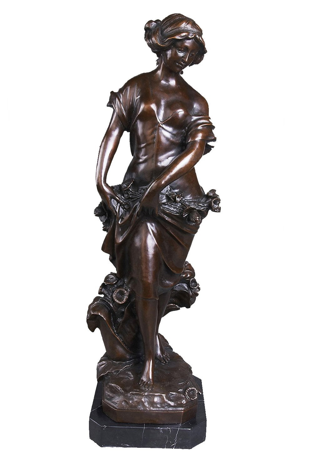 TPY-040 bronze sculpture