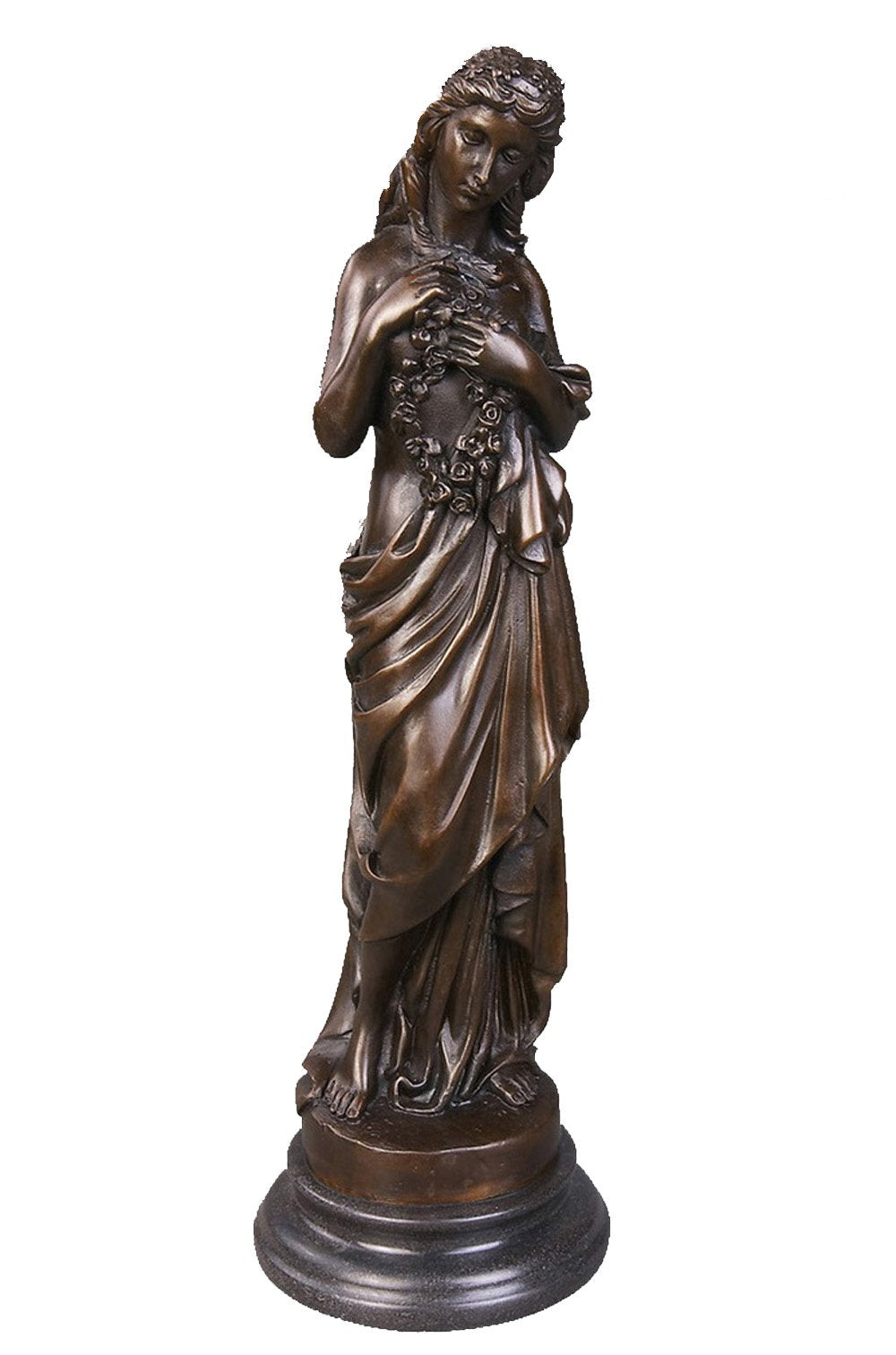 TPY-076 bronze sculpture