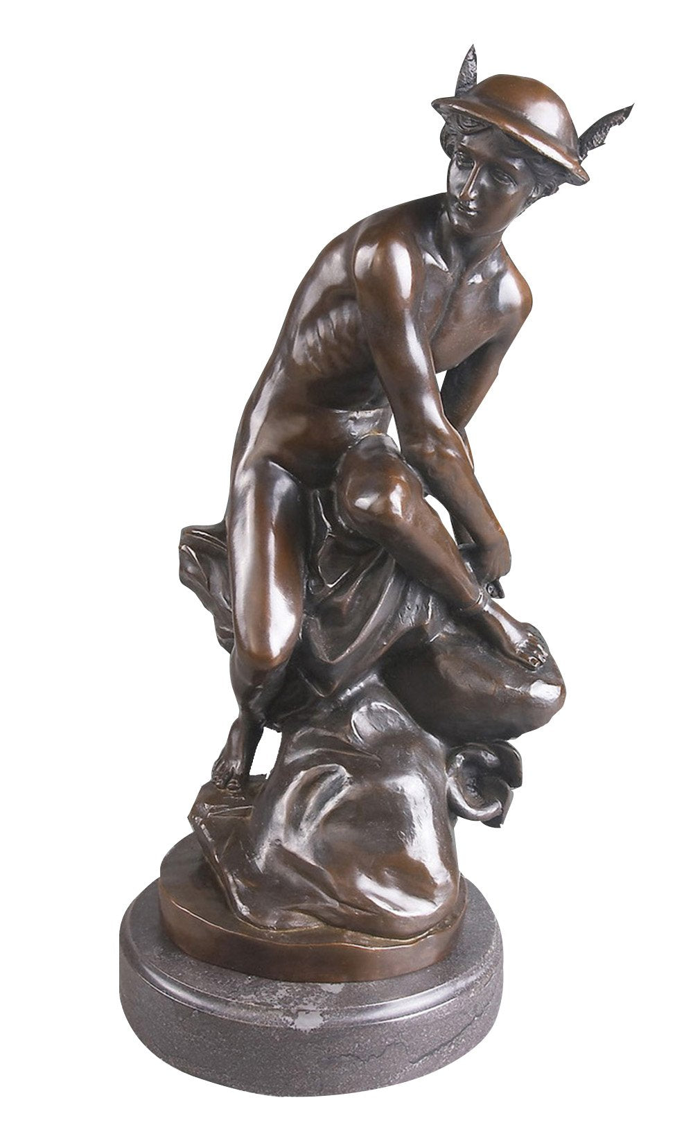 TPY-100 bronze sculpture