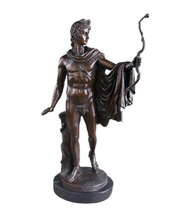 TPY-122 bronze sculpture