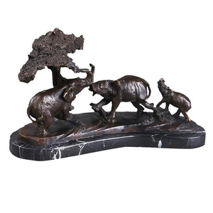 TPY-132 bronze sculpture
