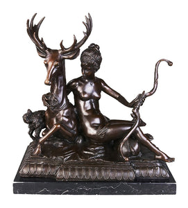 TPY-137 bronze sculpture