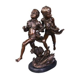 TPY-142 bronze sculpture