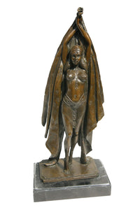 TPY-175 bronze sculpture