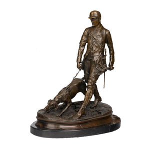 TPY-205 art bronze sculpture