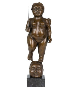 TPY-225 bronze sculpture