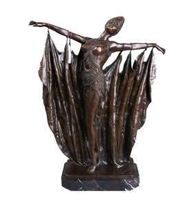 TPY-226 bronze sculpture