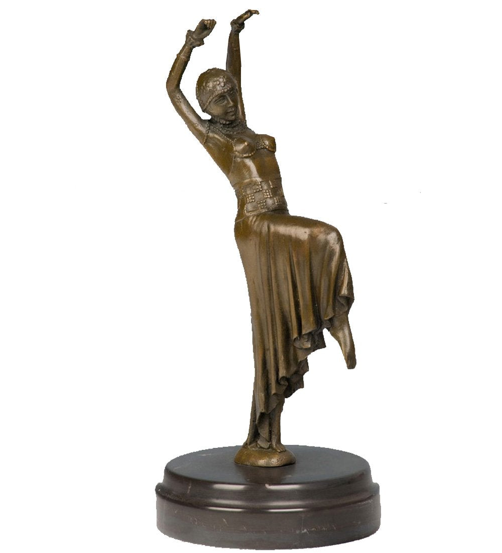 TPY-230 bronze sculpture