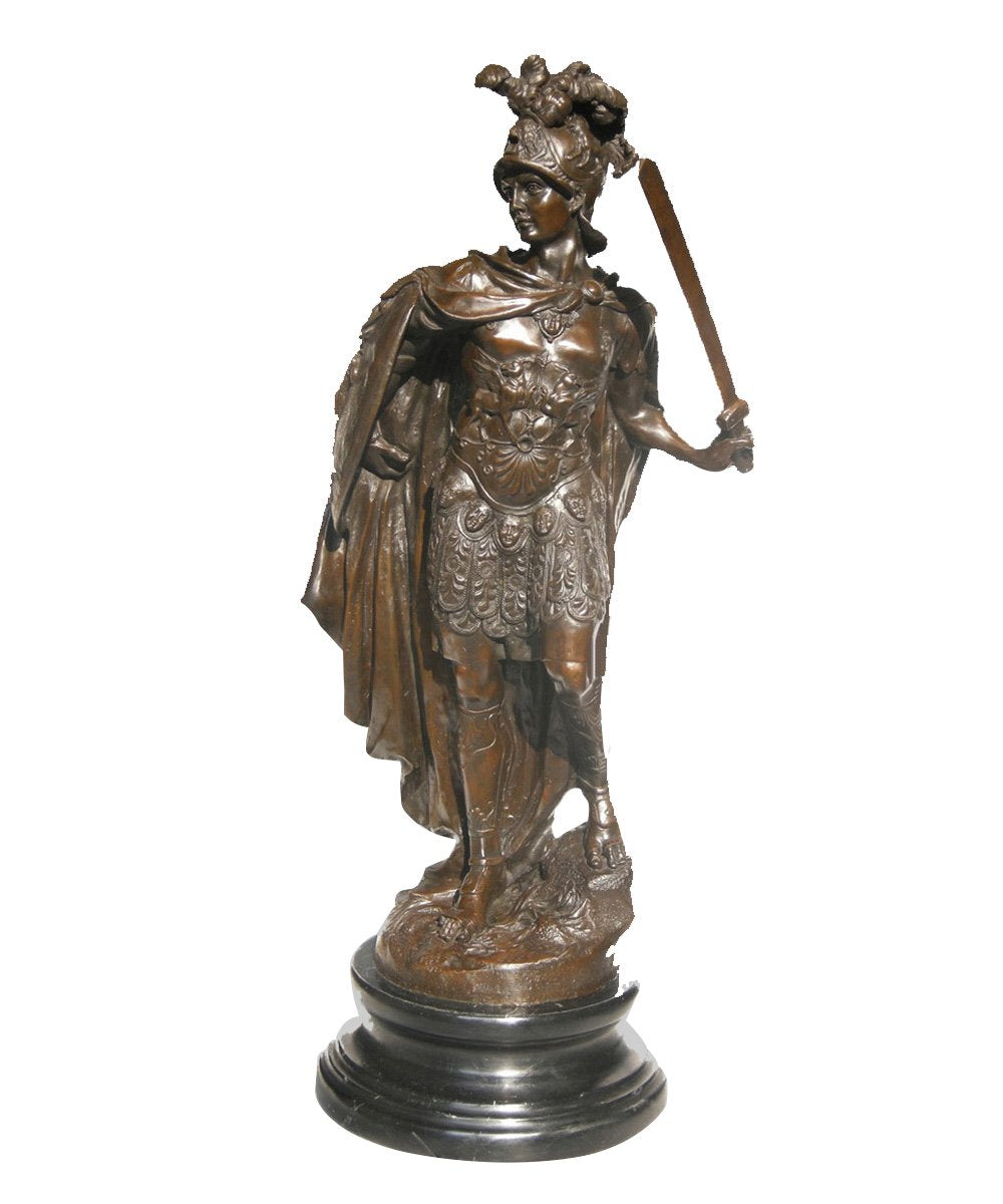 TPY-237 bronze sculpture