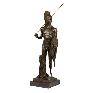 TPY-245 bronze sculpture