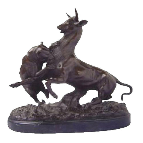 TPY-250 bronze sculpture