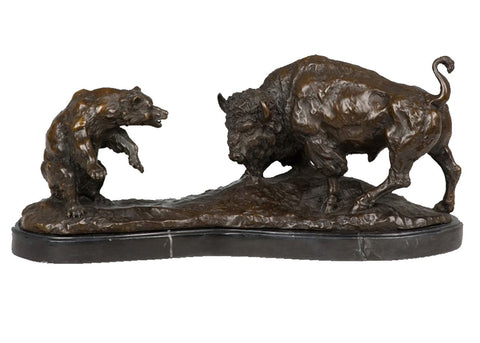 TPY-254 bronze sculpture