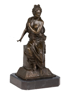 TPY-262 bronze sculpture