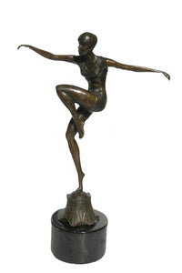 TPY-266 bronze sculpture