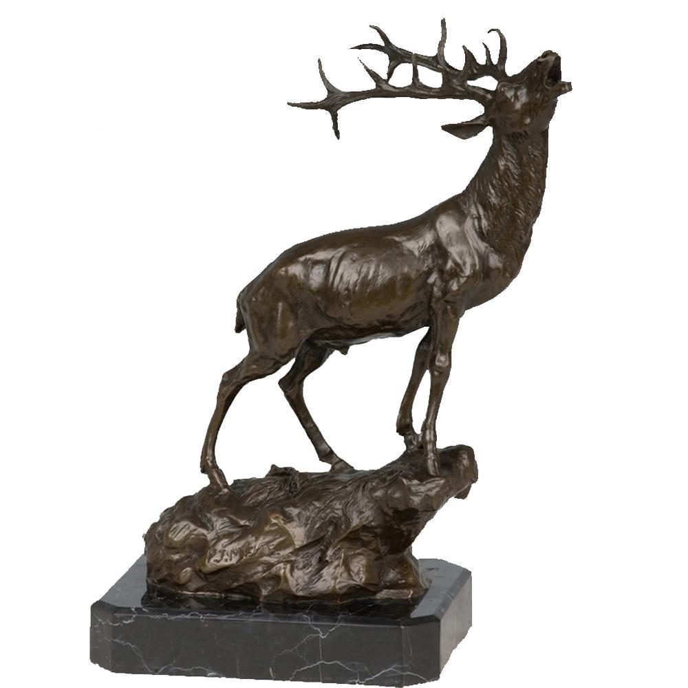 TPY-273 bronze sculpture