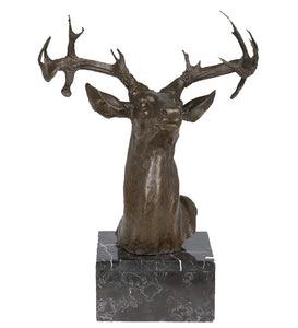 TPY-274 bronze sculpture