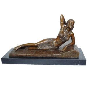 TPY-276 bronze sculpture