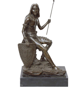 TPY-306 bronze sculpture