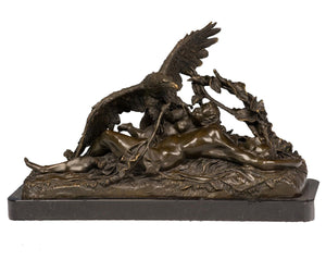 TPY-331 bronze sculpture
