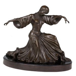TPY-341 bronze sculpture