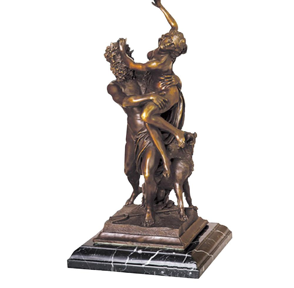 TPY-346 bronze sculpture