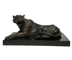 TPY-350 bronze sculpture