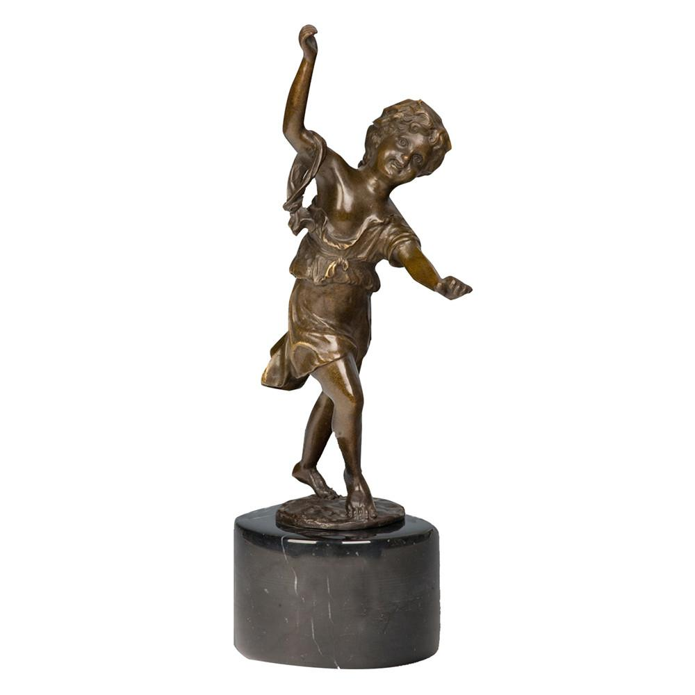 TPY-353 bronze sculpture