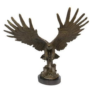 TPY-384 bronze sculpture