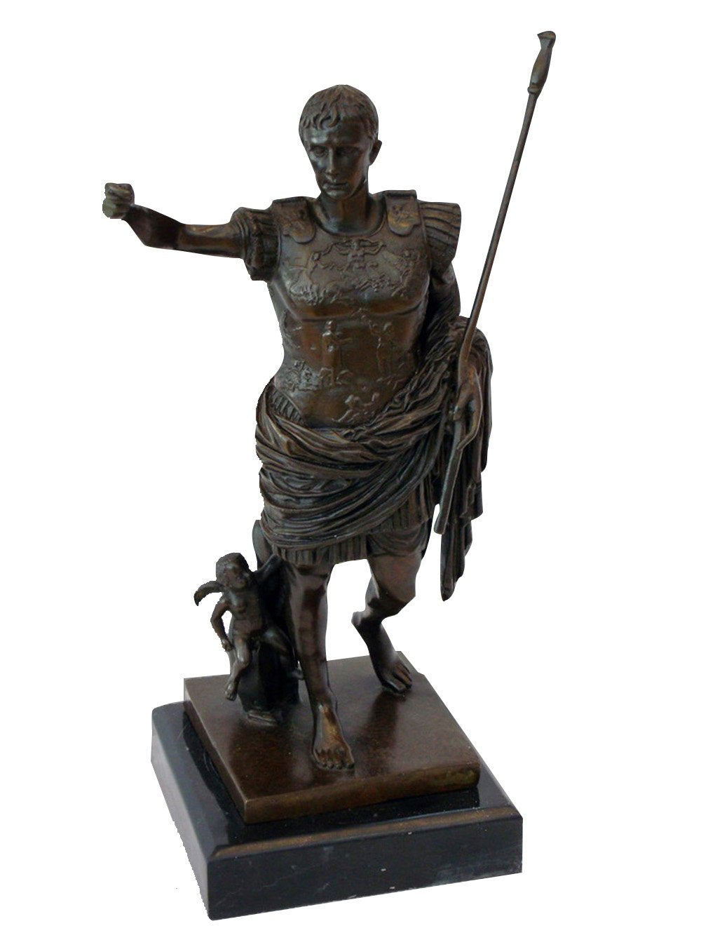 TPY-440 bronze sculpture