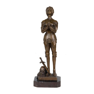 TPY-447 bronze sculpture