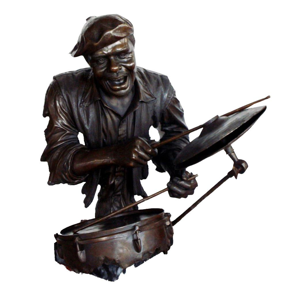 TPY-484 bronze sculpture